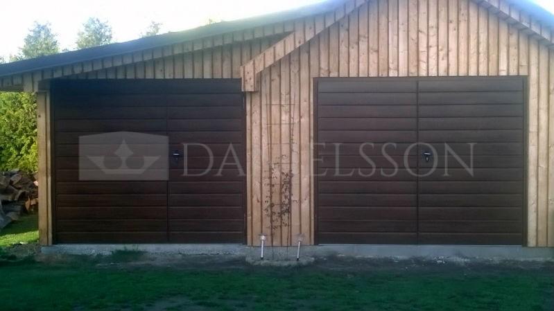 Garážové brány Bratislava DANIELSSON